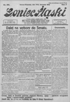Goniec Śląski, 1922, R. 2, nr 261