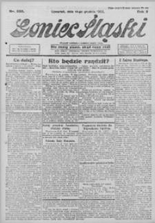 Goniec Śląski, 1922, R. 2, nr 288