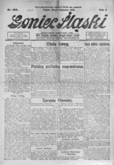Goniec Śląski, 1923, R. 3, nr 269