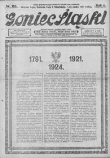Goniec Śląski, 1924, R. 4, nr 102