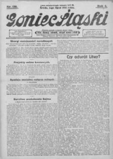 Goniec Śląski, 1924, R. 4, nr 150