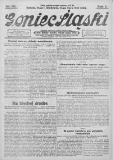 Goniec Śląski, 1924, R. 4, nr 171