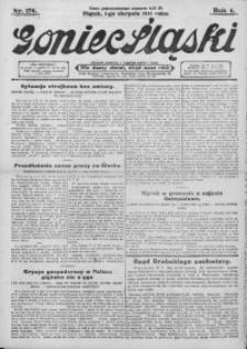 Goniec Śląski, 1924, R. 4, nr 176