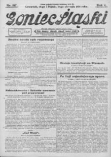 Goniec Śląski, 1924, R. 4, nr 187