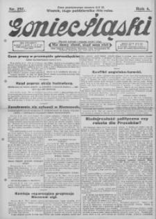 Goniec Śląski, 1924, R. 4, nr 237