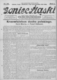 Goniec Śląski, 1924, R. 4, nr 241