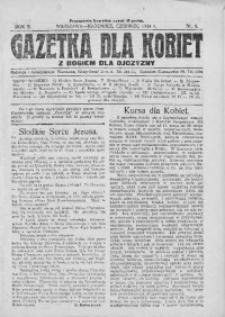 Gazetka dla Kobiet, 1924, R. 2, nr 6