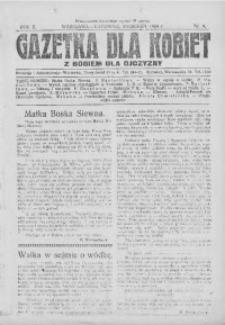 Gazetka dla Kobiet, 1924, R. 2, nr 9
