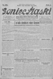 Goniec Śląski, 1925, R. 5, nr 206