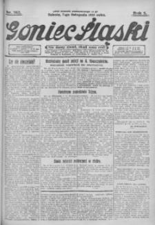Goniec Śląski, 1925, R. 5, nr 262