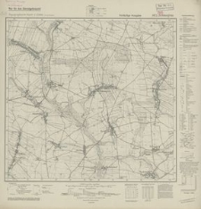 Schmograu (Smogorzów). Arkusz nr 2832 [4872] - 1940 r.