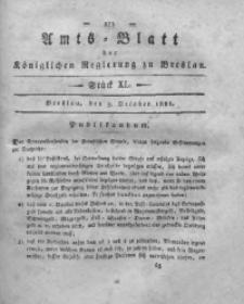 Amts-Blatt der Königlichen Regierung zu Breslau, 1821, Bd. 12, St. 40