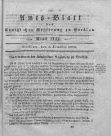 Amts-Blatt der Königlichen Regierung zu Breslau, 1826, Bd. 17, St. 49