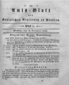 Amts-Blatt der Königlichen Regierung zu Breslau, 1827, Bd. 18, St. 50