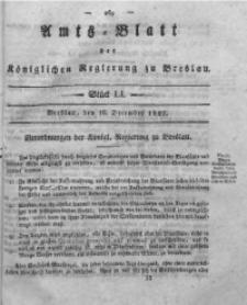 Amts-Blatt der Königlichen Regierung zu Breslau, 1827, Bd. 18, St. 51
