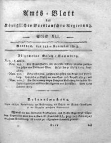 Amts-Blatt der Königlichen Breslauschen Regierung, 1813, Bd. 3, St. 41