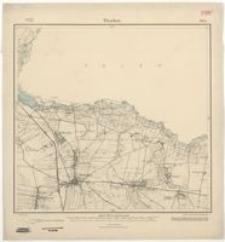 Pitschen (Byczyna). Arkusz nr 2835 [4875] - 1926 r.