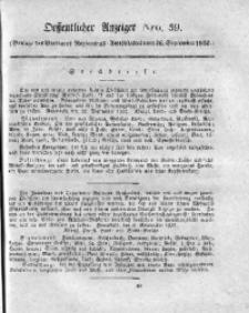 Amts-Blatt der Königlichen Regierung zu Breslau, 1832, Bd. 23, St. 39