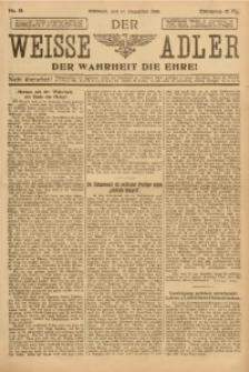 Der Weisse Adler, 1919, No. 51