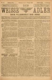 Der Weisse Adler, 1920, Jg. 2, No. 12
