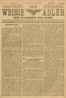Der Weisse Adler, 1920, Jg. 2, No. 46