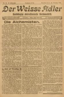 Der Weisse Adler, 1920, Jg. 2, No. 70