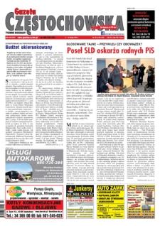 Gazeta Częstochowska, 2015, nr5-6 (1197-1198)