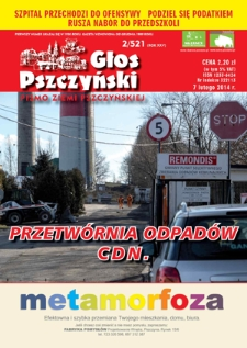Głos Pszczyński, 2014, R.25, nr2 (521)