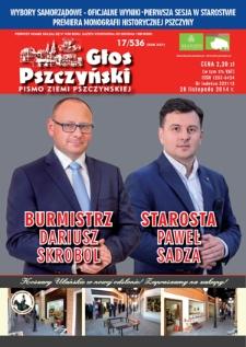 Głos Pszczyński, 2014, R.25, nr17 (536)