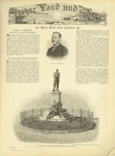 Uber Land und Meer. Deutsche Illustrirte Zeitung. 1897, nr 49