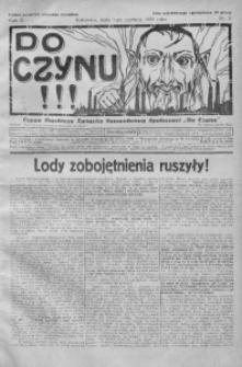 Do Czynu!!! 1929, R. 2, nr 11