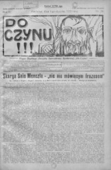 Do Czynu!!! 1930, R. 3, nr 24