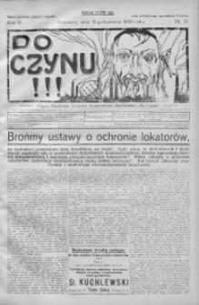 Do Czynu!!! 1930, R. 3, nr 31