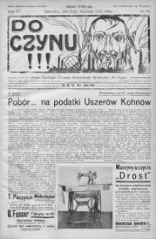 Do Czynu!!! 1931, R. 4, nr 50