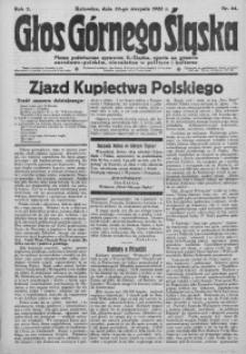 Głos Górnego Śląska, 1922, R. 2, nr 64