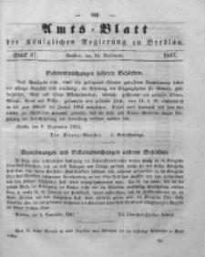 Amts-Blatt der Königlichen Regierung zu Breslau, 1853, Bd. 44, St. 37