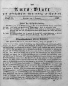 Amts-Blatt der Königlichen Regierung zu Breslau, 1853, Bd. 44, St. 44