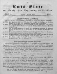 Amts-Blatt der Königlichen Regierung zu Breslau, 1854, Bd. 45, St. 10