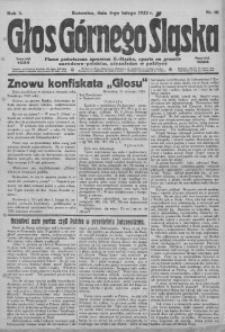 Głos Górnego Śląska, 1923, R. 3, nr 10