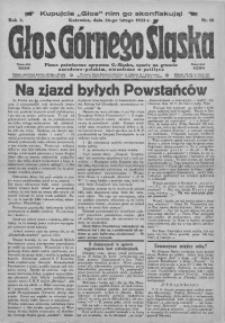Głos Górnego Śląska, 1923, R. 3, nr 16