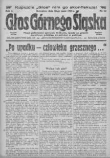 Głos Górnego Śląska, 1923, R. 3, nr 43