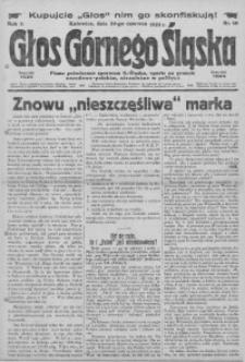 Głos Górnego Śląska, 1923, R. 3, nr 50