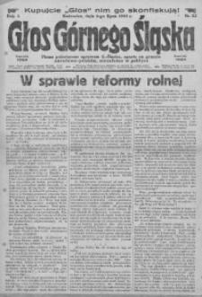 Głos Górnego Śląska, 1923, R. 3, nr 52