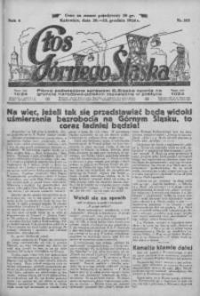 Głos Górnego Śląska, 1924, R. 4, nr 103