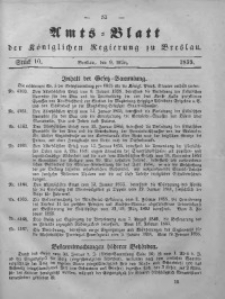Amts-Blatt der Königlichen Regierung zu Breslau, 1855, Bd. 46, St. 10