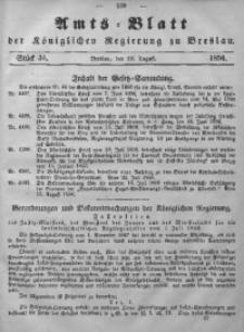 Amts-Blatt der Königlichen Regierung zu Breslau, 1856, Bd. 47, St. 35