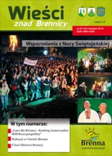 Wieści znad Brennicy, 2010, nr7 (32)