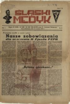 Śląski Medyk, 1954, R. 1, nr 5