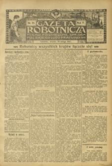 Gazeta Robotnicza, 1907, R. 17, nr 25