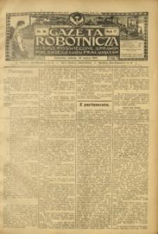Gazeta Robotnicza, 1907, R. 17, nr 36